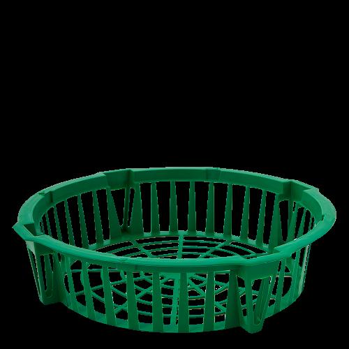 Корзина для посадки цветочных луковиц круглая d30см /Алеана/
