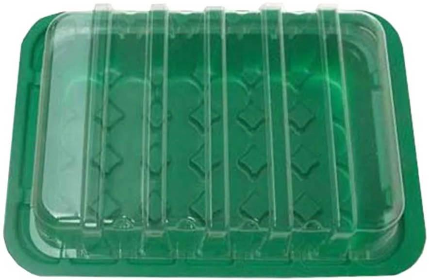 Парник зеленый под 28 торф таблеток /Агроком/