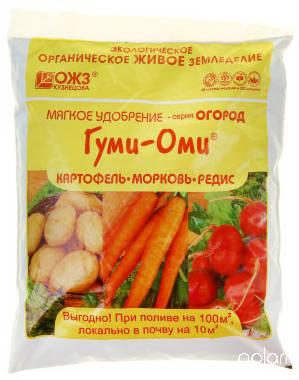 Гуми-Оми Огород (картофель, морковь, редис, свекла, репа, редька) 0,7 кг /БашИнком/