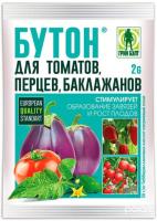 Бутон 2гр для томатов,перцев,баклажанов /ГринБэлт/