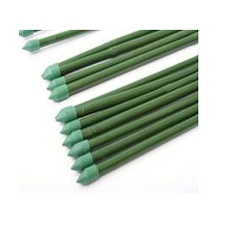 Палка бамбуковая в пластике 1,20 м /Флора-Пласт/