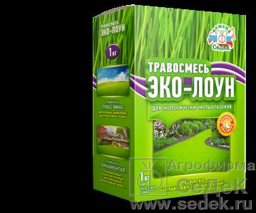 Газон Травосмесь Эко-Лоун 0,5кг /Седек/