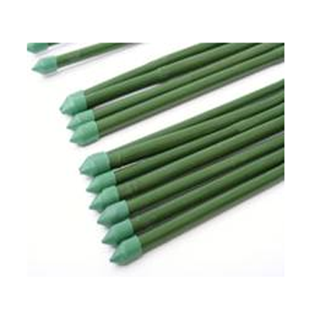 Палка бамбуковая в пластике 1,50 м /Флора-Пласт/