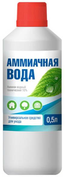 Аммиачная вода 10% 0,5л /Биомастер/