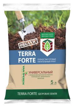 Здоровая земля Terra Forte 5 л /Фарт/