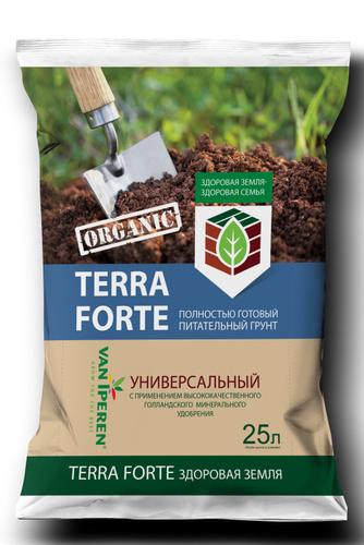 Здоровая земля Terra Forte 25 л /Фарт/