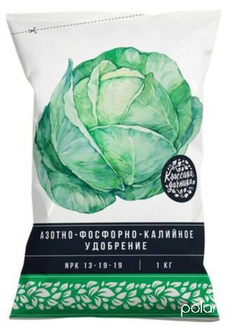 Азотно-фосфорно-калийное удобрение 1 кг /Новагро/
