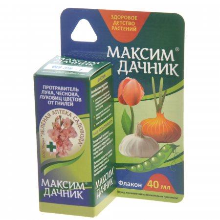 Максим Дачник 40мл /Зеленая Аптека/