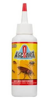 Абсолют-дуст от тараканов, клопов 70г /Агровит/ Гарант