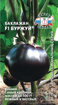 Баклажан Буржуй /Седек/
