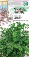 Кориандр Дебют /Гавриш/ Урожай на окне