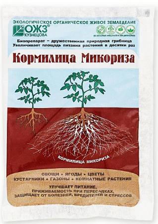 Кормилица Микориза для корней универсальная 30 г /БашИнком/ (36)