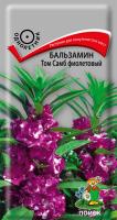 Бальзамин Том Самб фиолетовый (0,1 г) /Поиск/