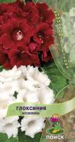 Глоксиния Жозефина (5 шт) /Поиск/