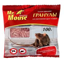 Гранулы от грызунов 100 г Mr.Mouse /Аванти/