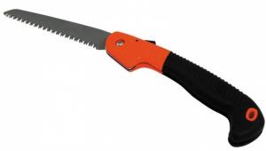 Пила садовая складная 180 мм прорезиненная защитная ручка /УРОЖАЙНАЯ СОТКА/ MS007 Арти