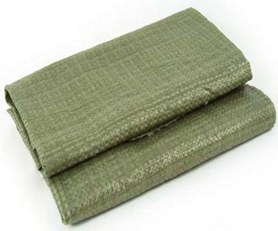 Мешок полипропиленовый зелёный 55*95 см 45 гр /Хоздвор/