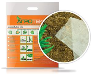 Укрывной материал UV рулон 30 3,2х200 белый /Агротекс/