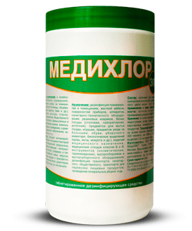 МЕДИХЛОР 300 таблеток /Медилис/