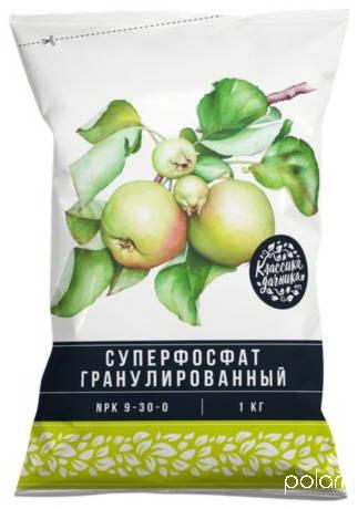 Суперфосфат простой 30кг /Новагро/