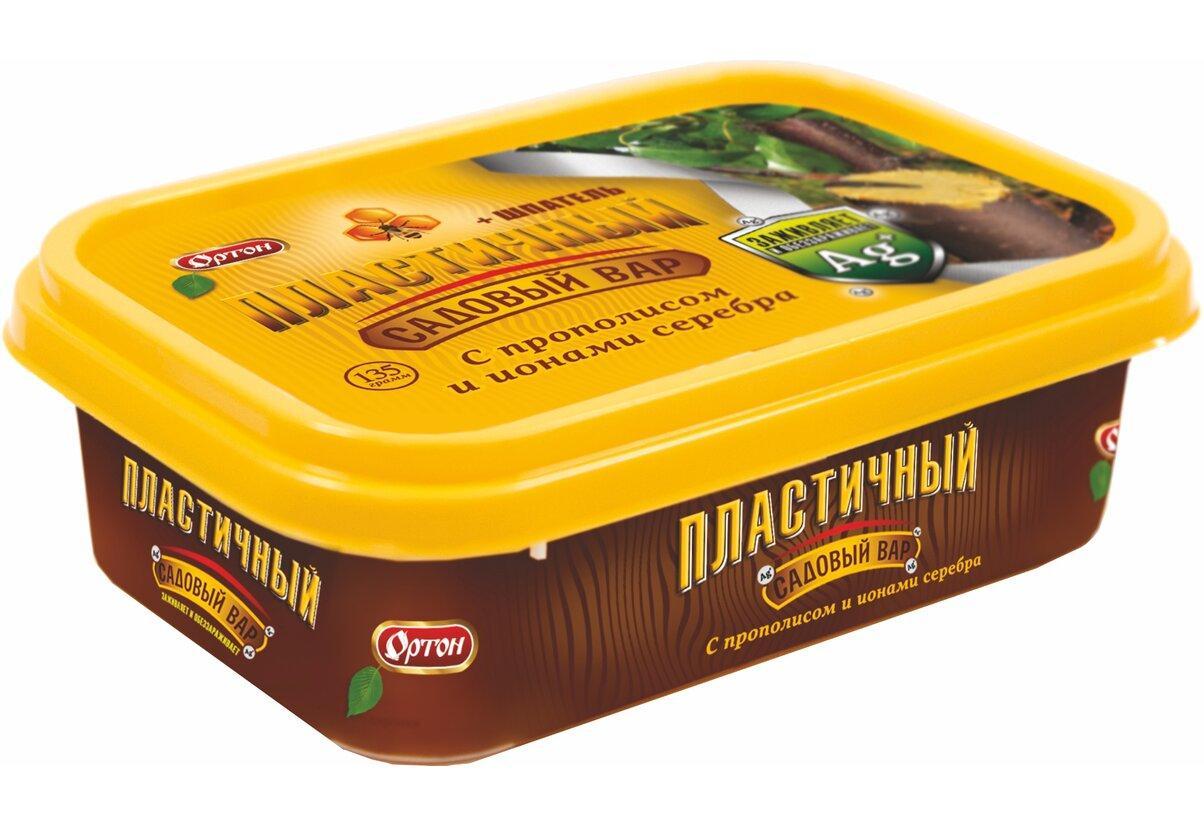 Вар садовый пластичный 135 гр контейнер /Ортон/