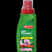 Bona Forte Жидкое минеральное удобрение для орхидей с дозатором 285 мл /Химик/