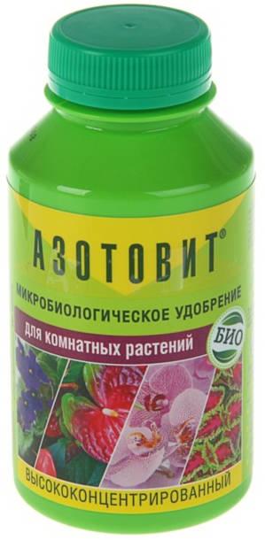 Азотовит для комнатных растений 0,22л /Кактус/ (20)