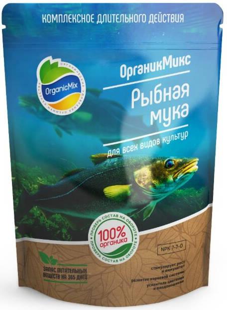 Рыбная мука 850г /Биокомплекс/ (10)