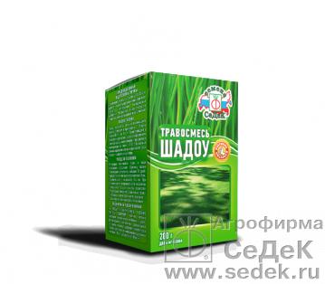 Газон Травосмесь Шадоу 0,2 кг /Седек/