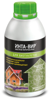 Концентрат для биотуалетов без хлора формальдегида 0,5л Инта-Вир /Фаско/
